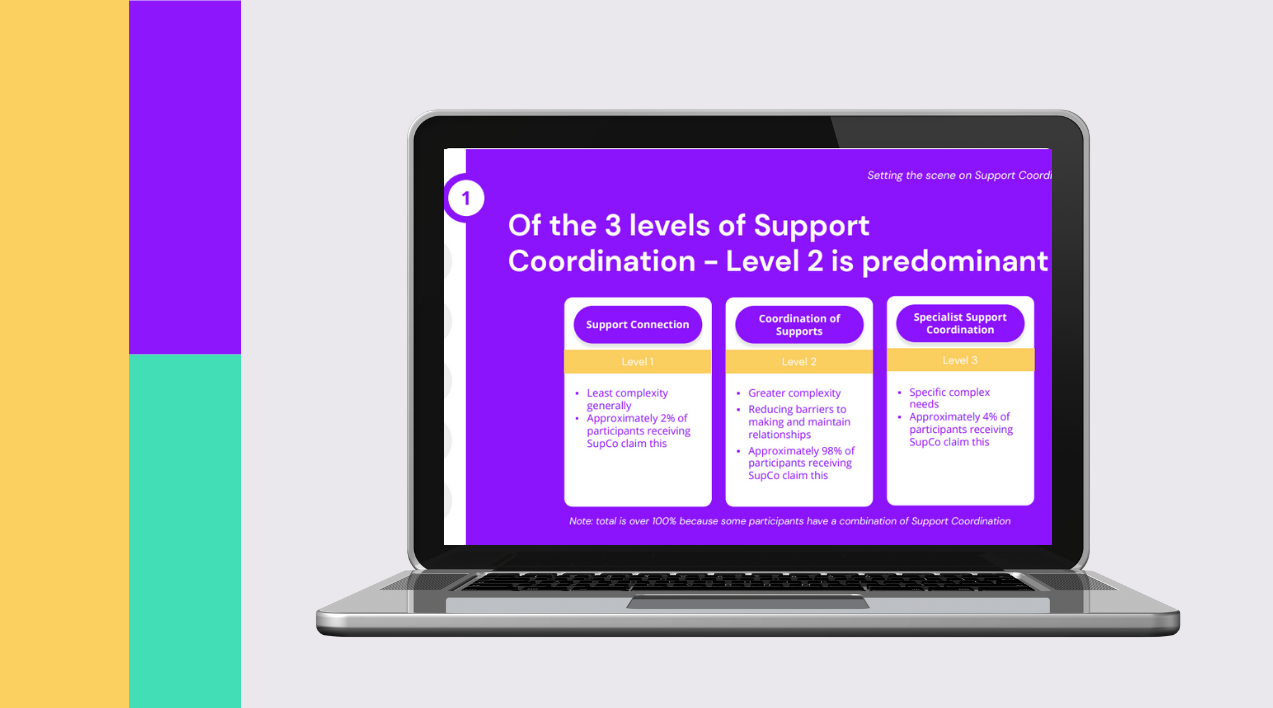 Webinar thumbnail for The Future of Support Coordination Funding
